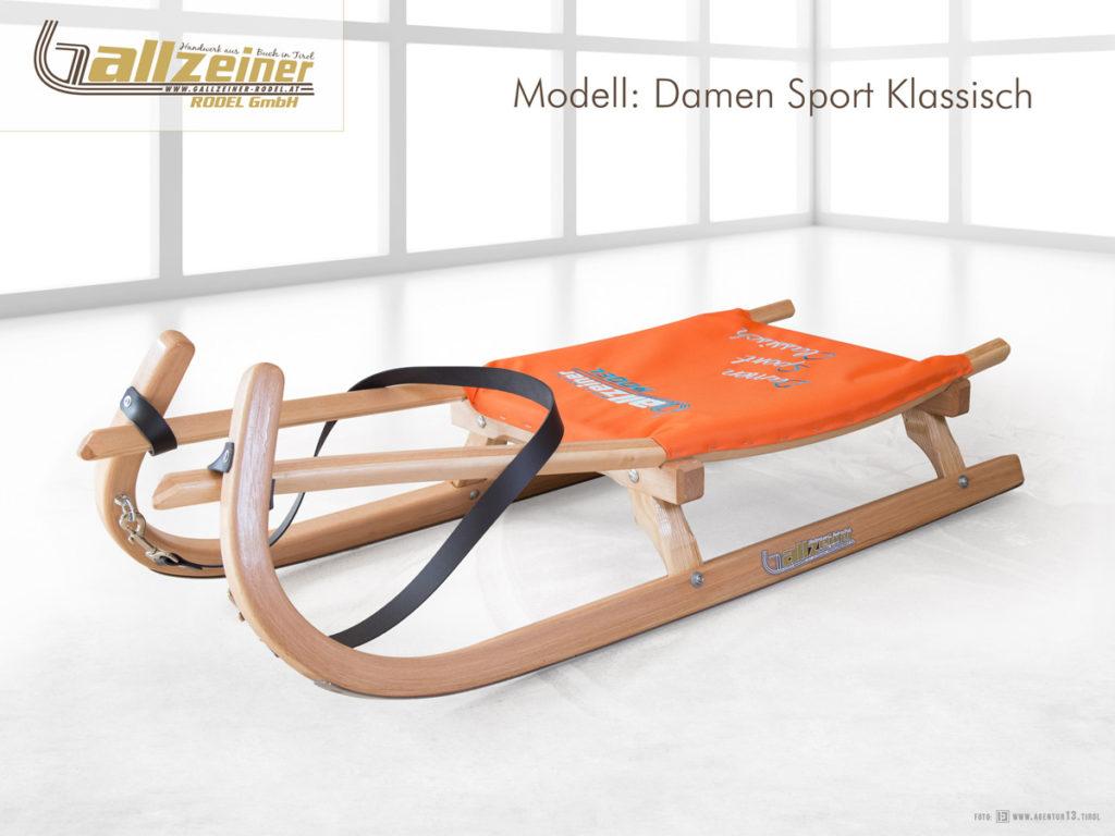 Gallzeiner Rodel GmbH | Buch in Tirol | Klassisch Sport DAMEN