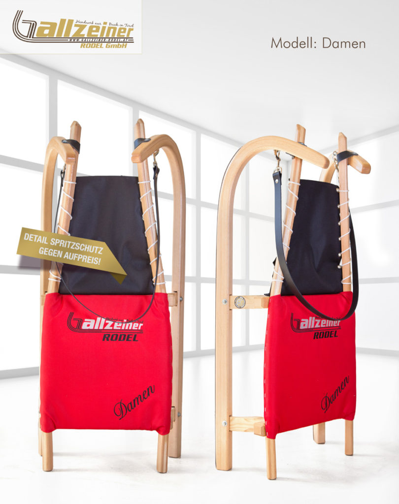 Gallzeiner Rodel GmbH | Buch in Tirol | Damen