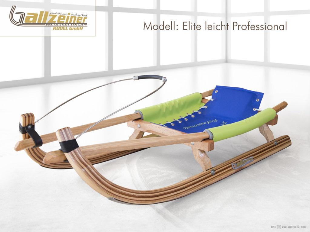 Gallzeiner Rodel GmbH | Buch in Tirol | Elite leicht Prfessionell