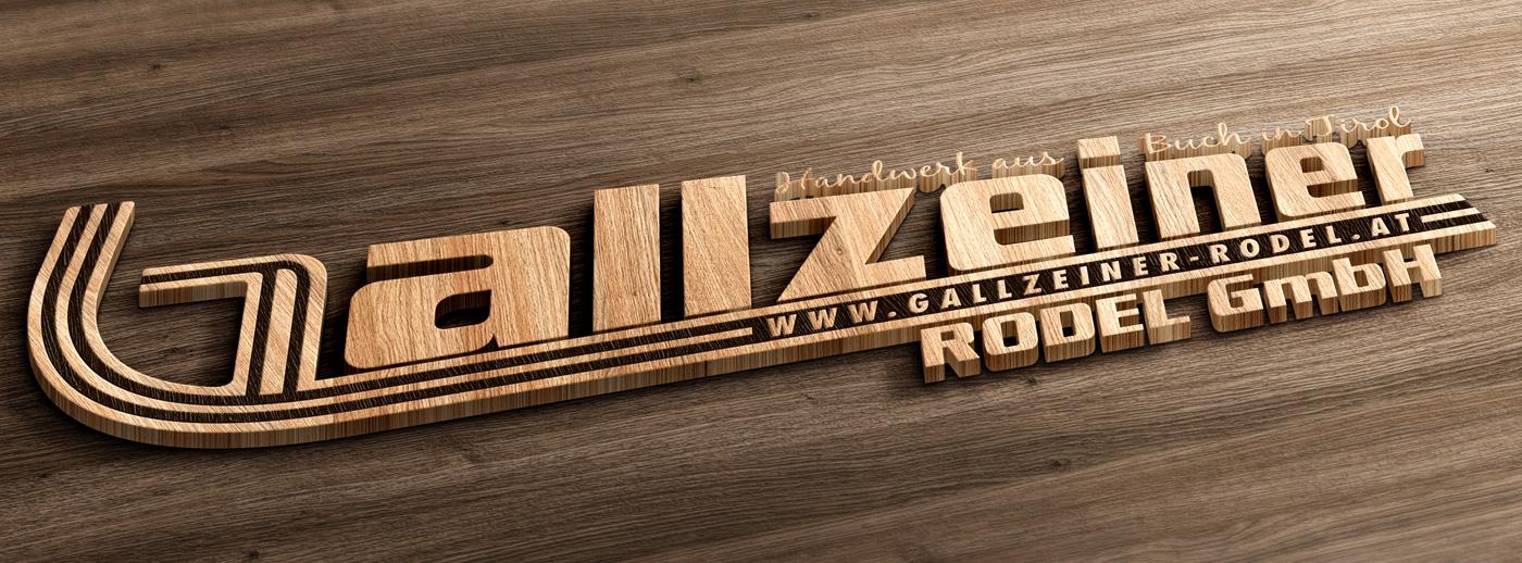 Gallzeiner Rodel GmbH | Buch in Tirol | Logo