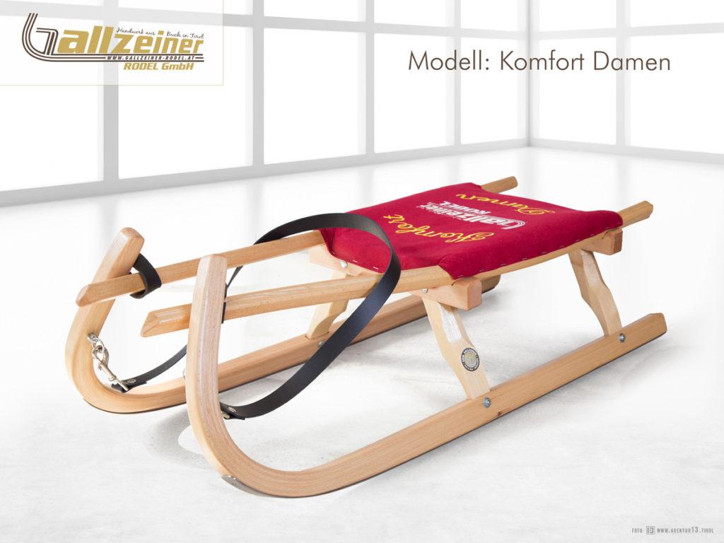 Gallzeiner Rodel GmbH | Buch in Tirol | Komfort Damen