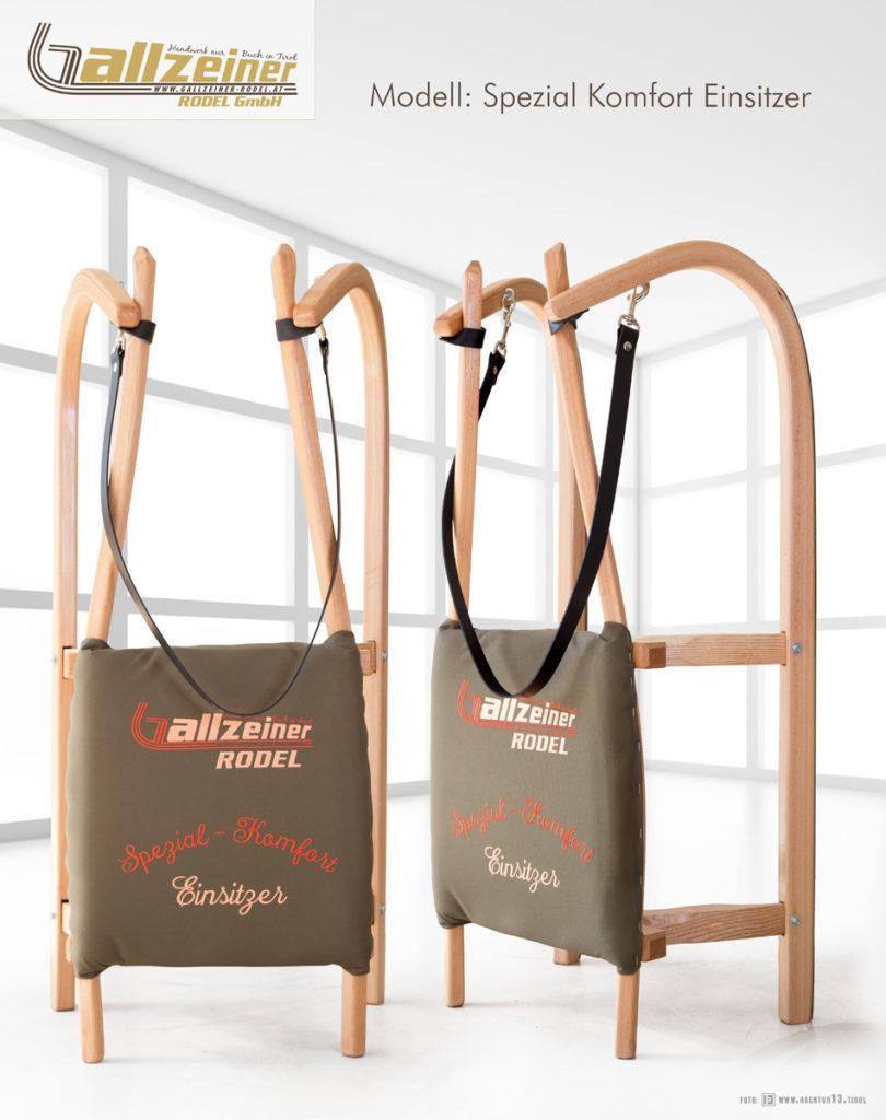 Gallzeiner Rodel GmbH | Buch in Tirol | Komfort Spezial