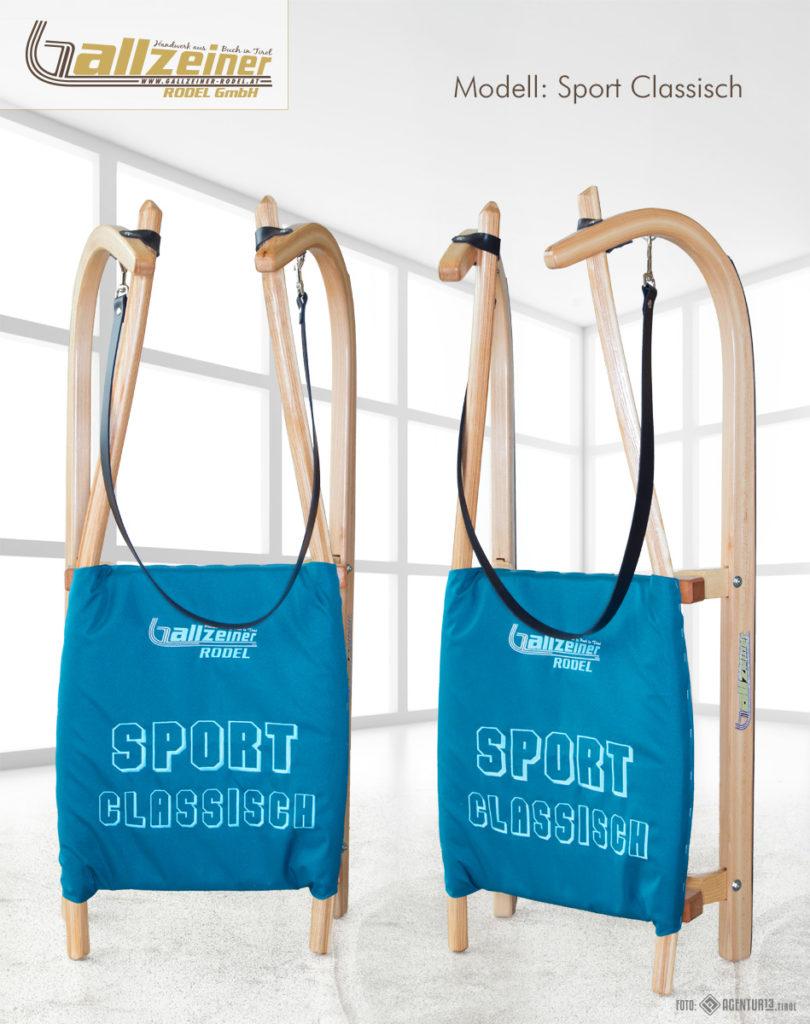 Gallzeiner Rodel GmbH | Buch in Tirol | Klassisch Sport