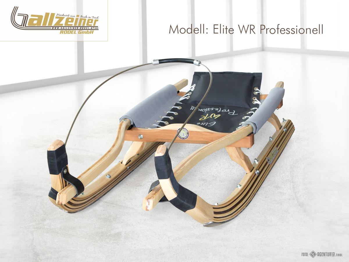 Gallzeiner Rodel GmbH | Buch in Tirol | Elite WR Professionell