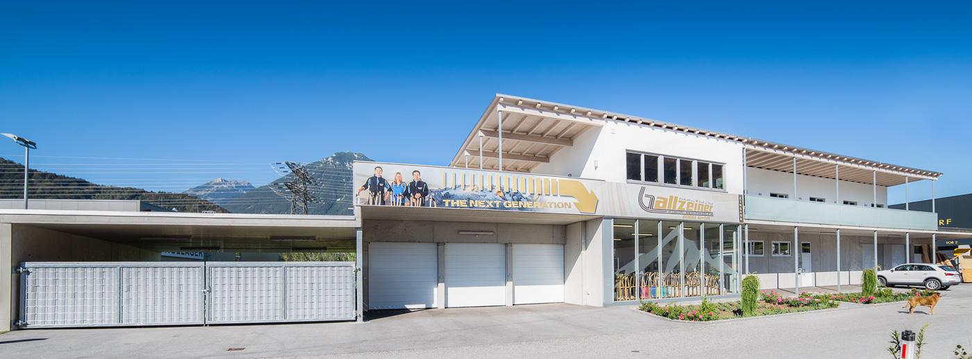 Gallzeiner Rodel GmbH | Buch in Tirol
